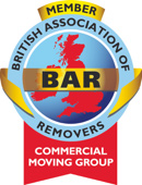 Masons Removals Cardiff are a BAR member
