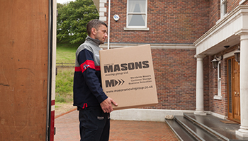 Moving Made Easy with Masons Removals Cardiff