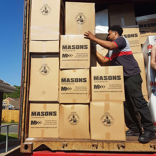 Masons Moving Group - Moving to Auckland, New Zealand