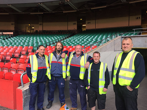Masons Moving Group Cardiff