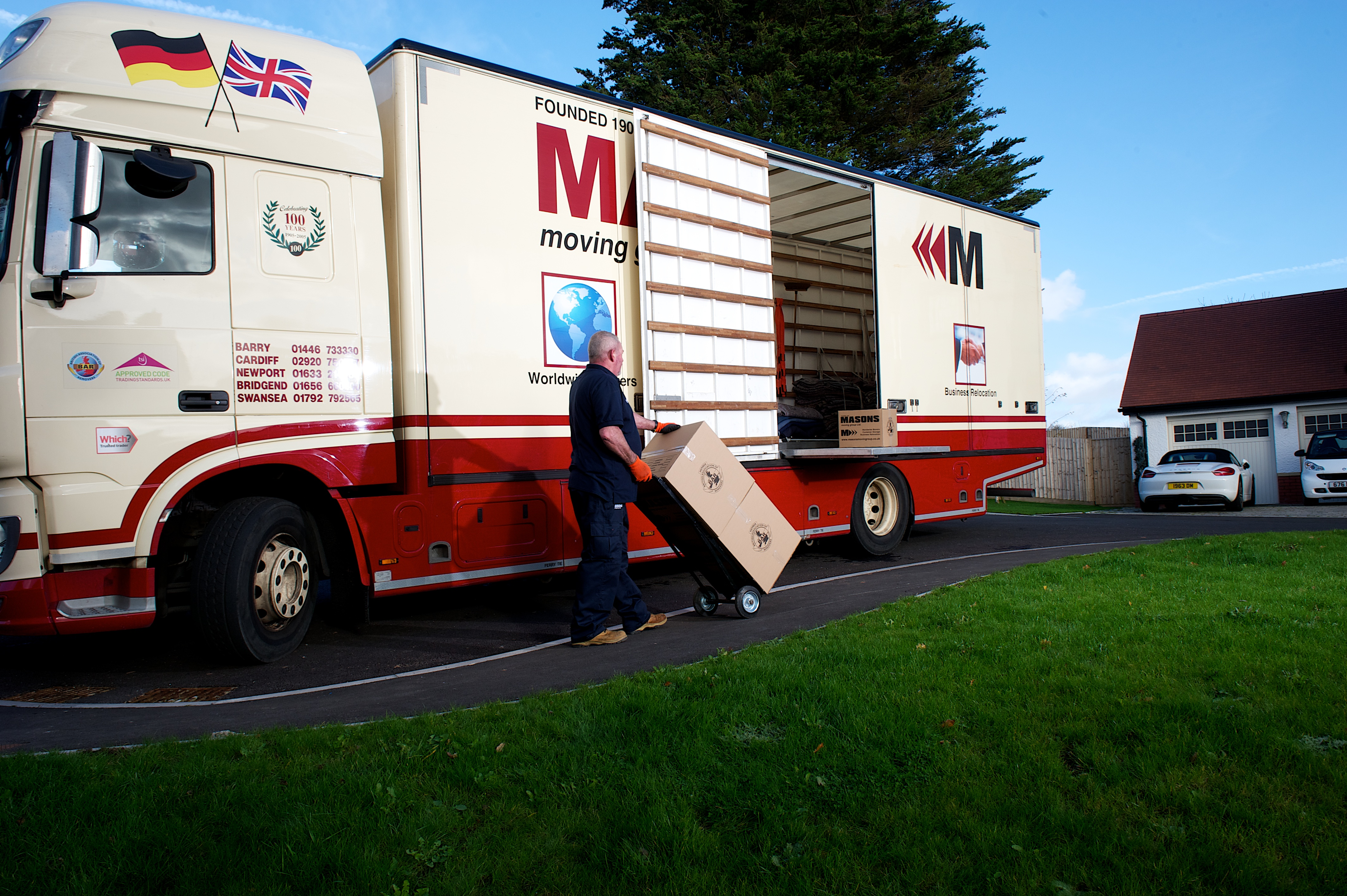 Hgv class 1 driver jobs north west youtube.